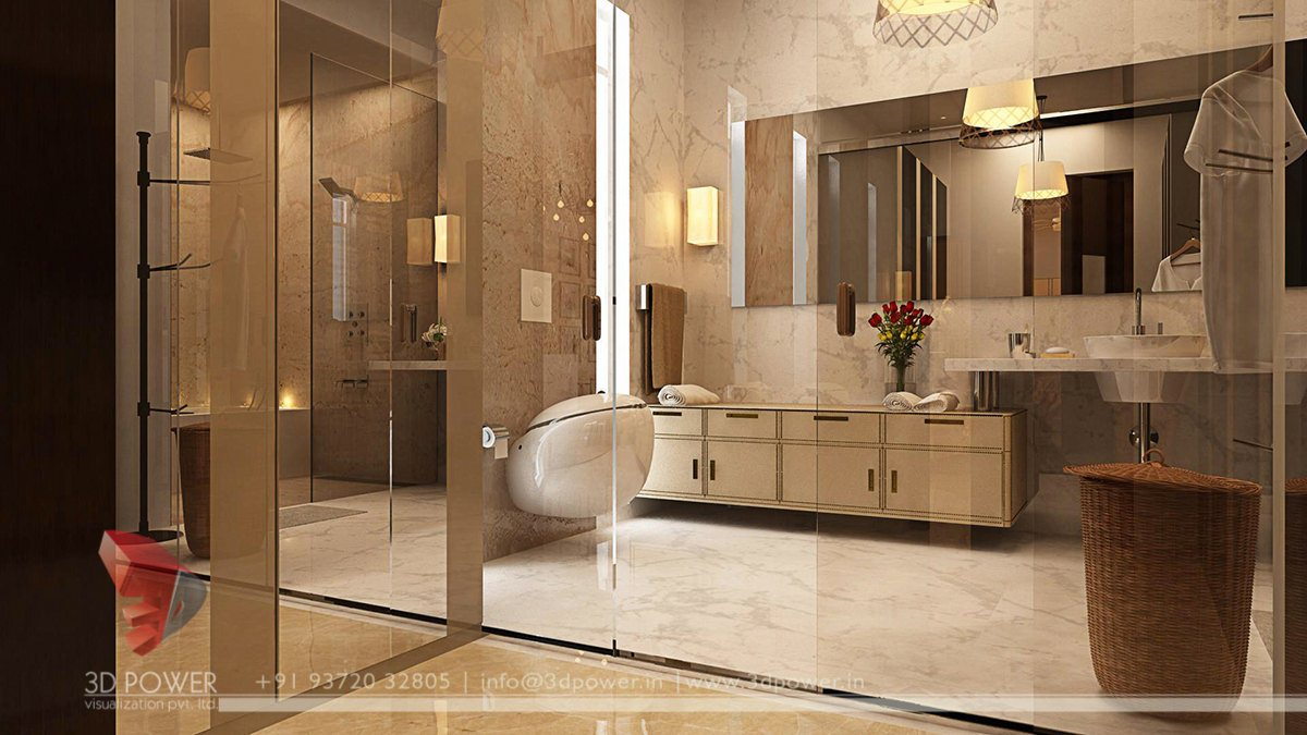 3d interior designs interior designer smart interior for 3d bathroom design