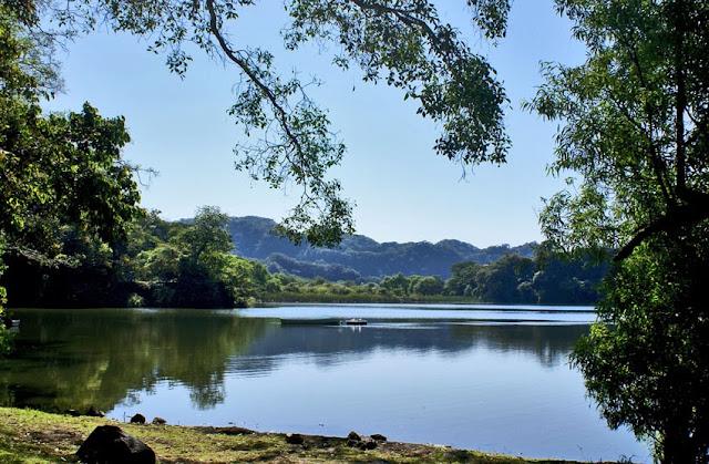 Laguna la María - Colima
