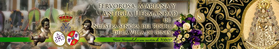 HERMANDAD DEL ROCIO DE GINES