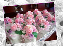 Flowery (roses) cuppies