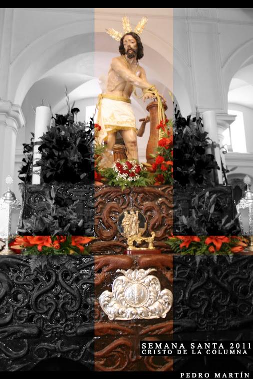 SEMANA SANTA 2011 - CRISTO DE LA COLUMNA MARTES SANTO