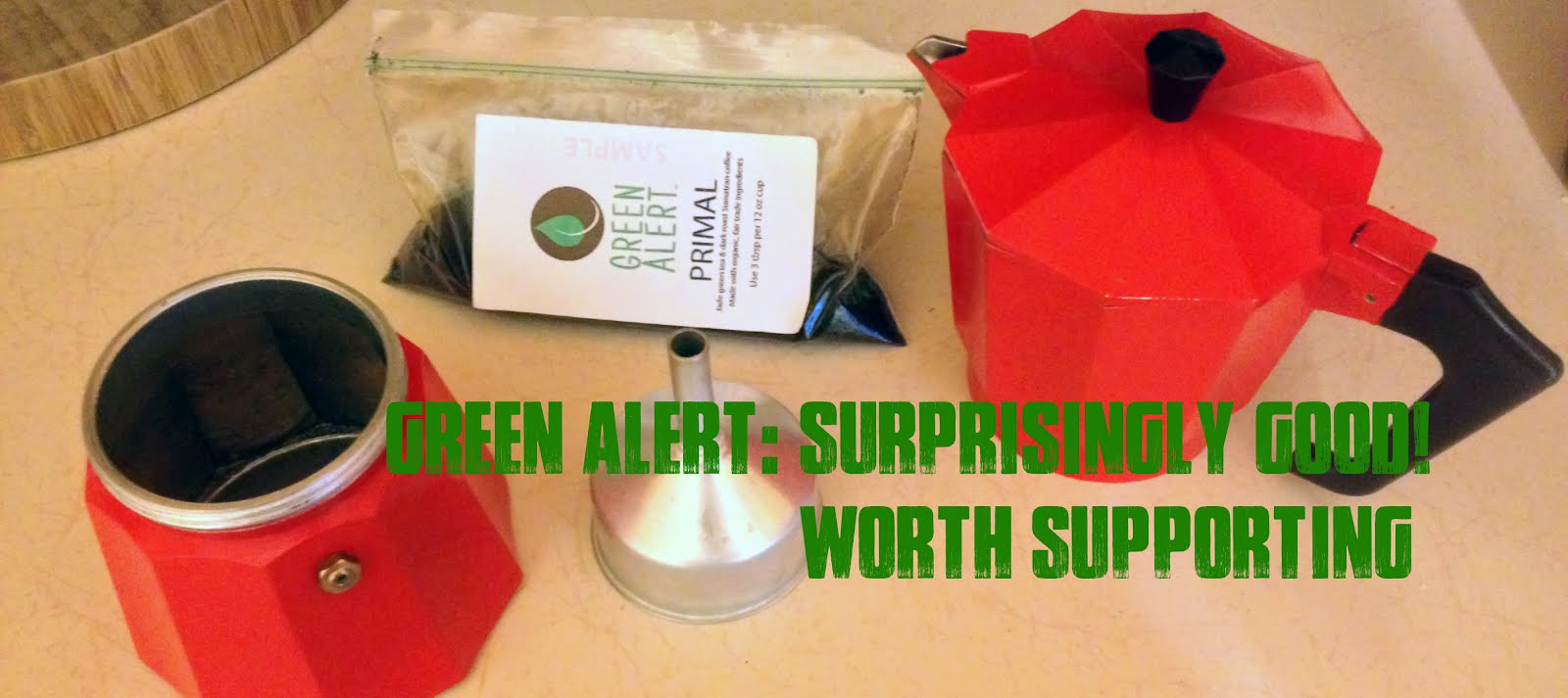 Green Alert: Surprisingly Good, Worth Supporting