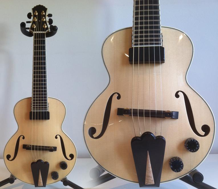 Steinbach Soprano Guitar - The Acoustic Guitar Forum