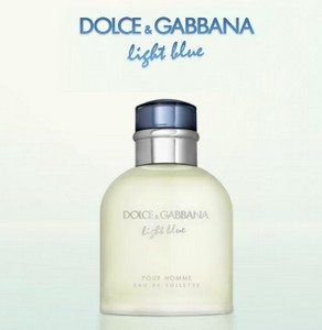 Amostra Gratis Perfume Dolce&Gabbana Light Blue For Men