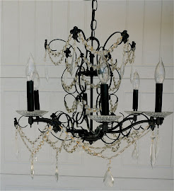 French Chandelier (SOLD)