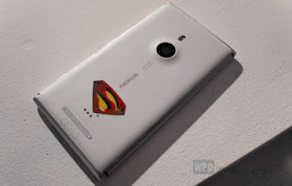 Lumia 925 Sperman Limited Edition Diluncurkan Nokia