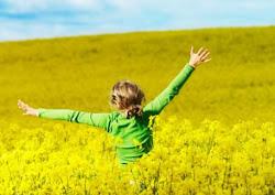 Sé feliz, aquí y ahora.
