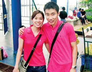 Gambar Menarik Lee Chong Wei Bersama Teman Wanitanya!!