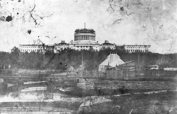The Capitol, 1860s