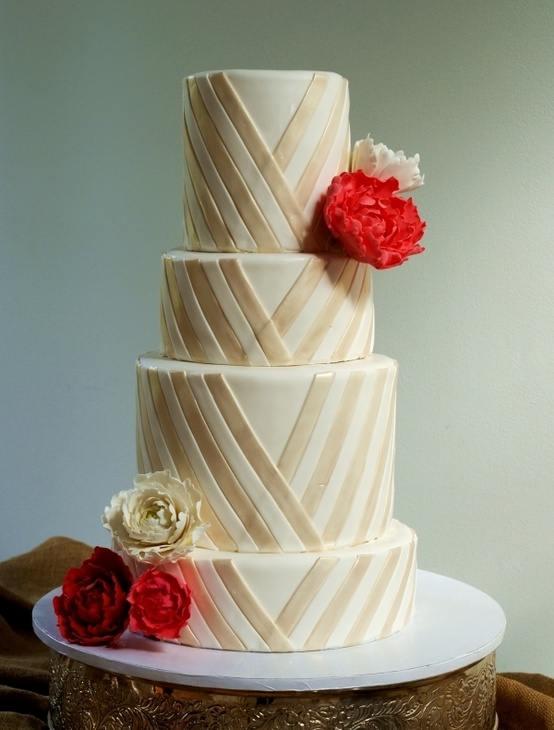 What A Wedding Blog Winter Wedding Cake Inspiration