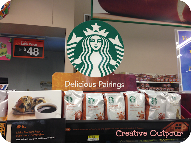 starbucks mocha wal-mart bakery delicious pairings