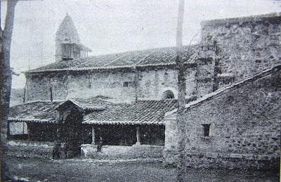Cangas de Onís, Santa Eulalia de Abamia