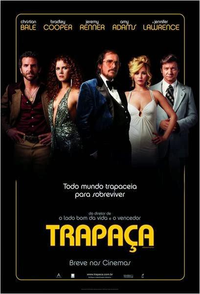 """Poster do filme """"Trapaça"""""""