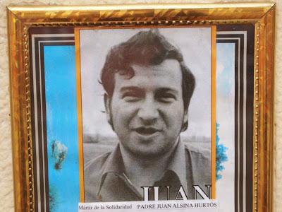 Juan Alsina, el cura obrero