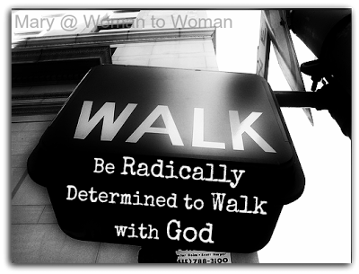 A Radical Walk With God