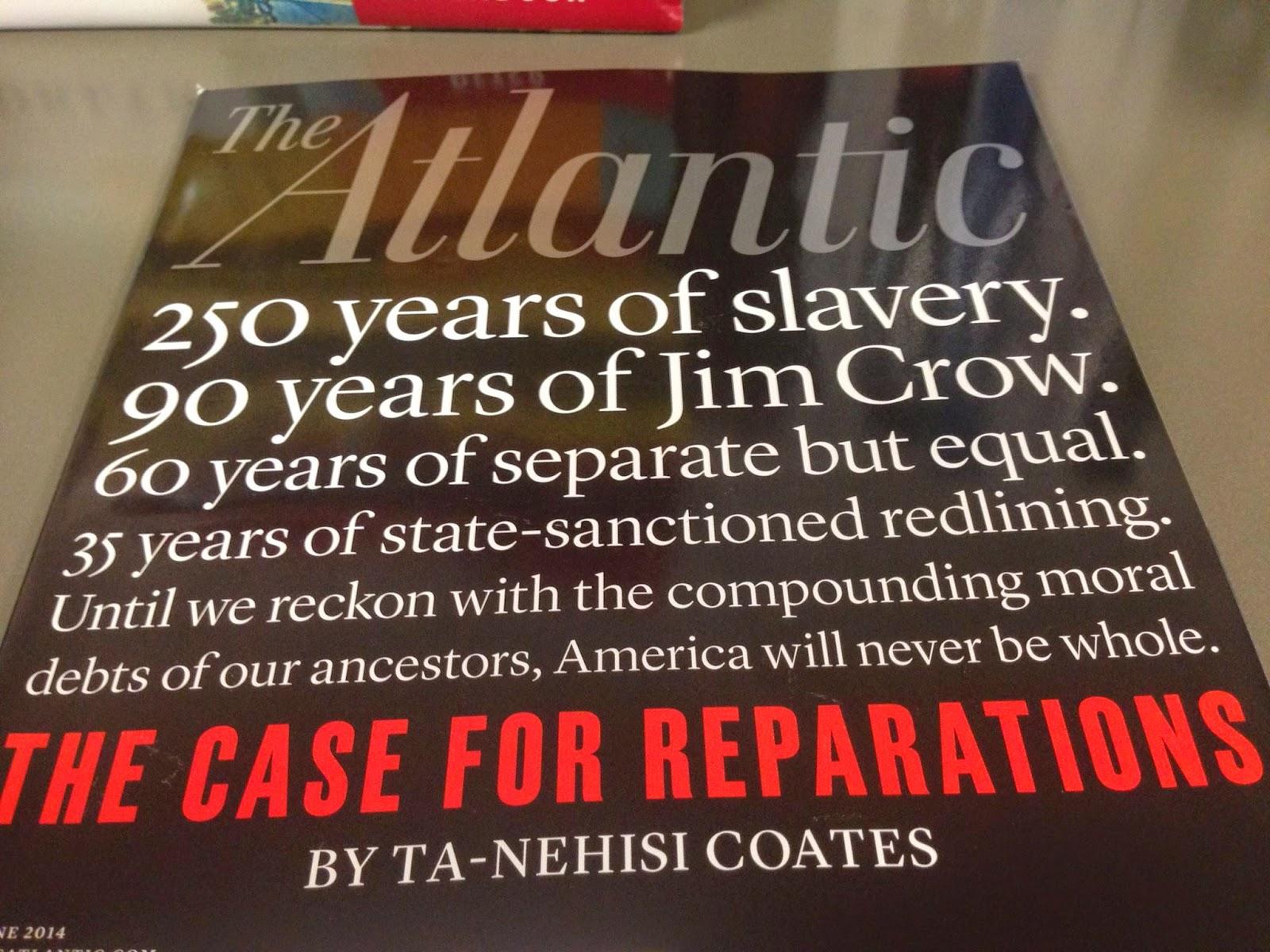 apartheid, Jim Crow, reconciliation, reparations, slavery, African-American, Native American