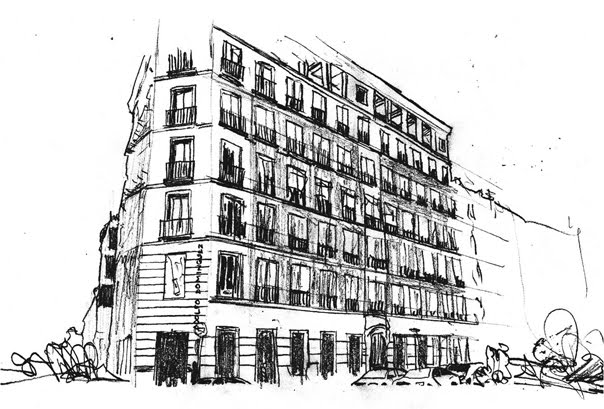 Quecosapecosa bazaar cretive market calle serrano 5 for Adolfo dominguez serrano 96