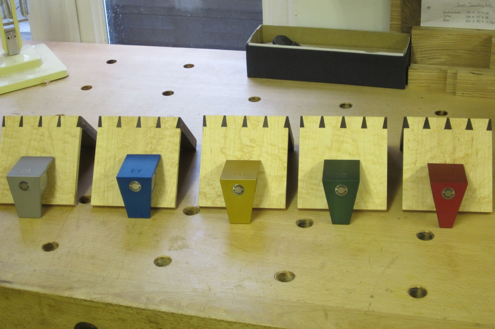 Has anyone tried David Barron's dovetail guide? - General ...