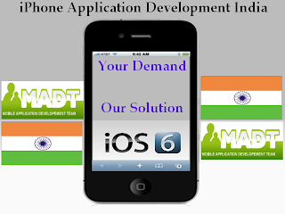 iPhone app programmers India