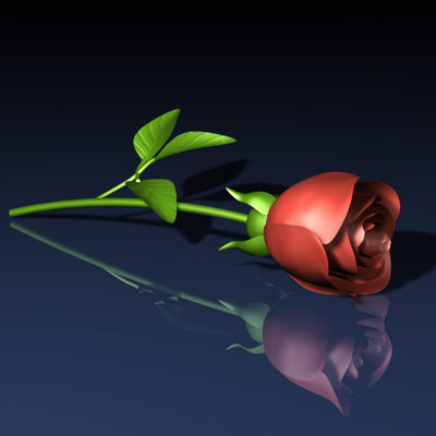 Happy New Year 2014 E Cards Wallpapers Download 3D Flowers