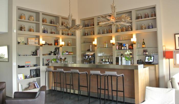 Yves Rocher Blogger Event - La Gree des Landes Hotel - Lounge Bar