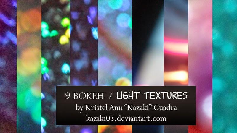 http://kazaki03.deviantart.com/art/9-Bokeh-Textures-459751250