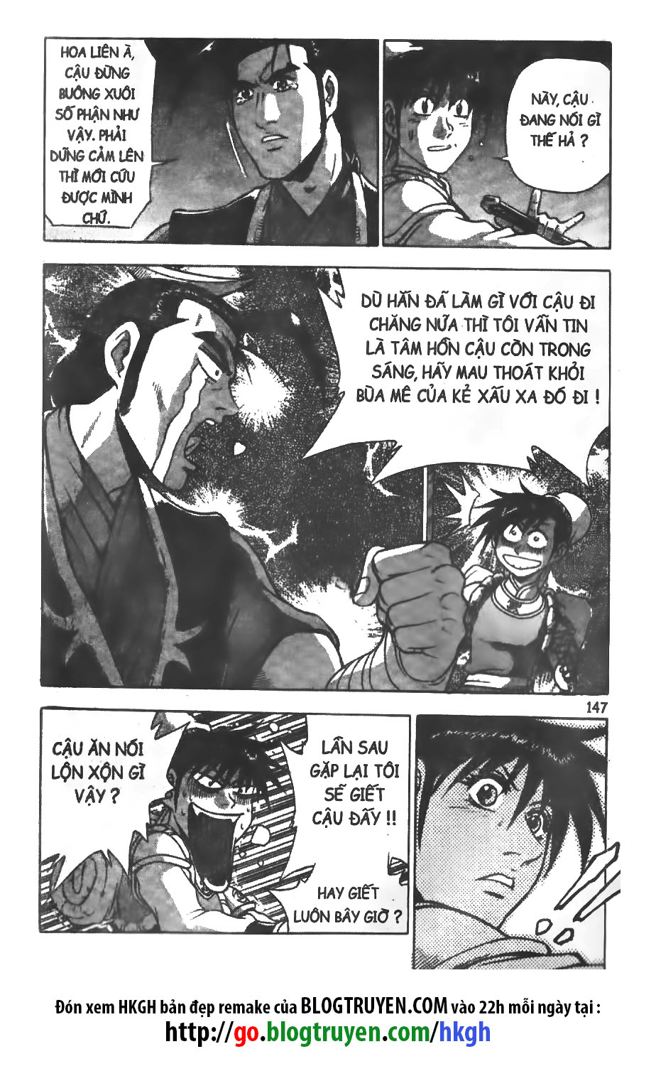 Hiệp Khách Giang Hồ chap 234 Trang 16 - Mangak.info