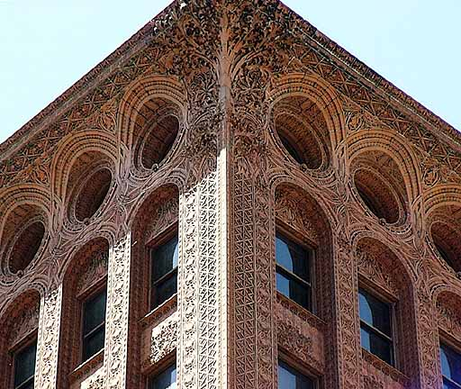 a biography of louis sullivan an american architect His more famous partner, louis h sullivan, is considered the father of modern  american architecture together, they helped train frank lloyd.