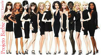 Projeto Barbie da Alexandra Xanele