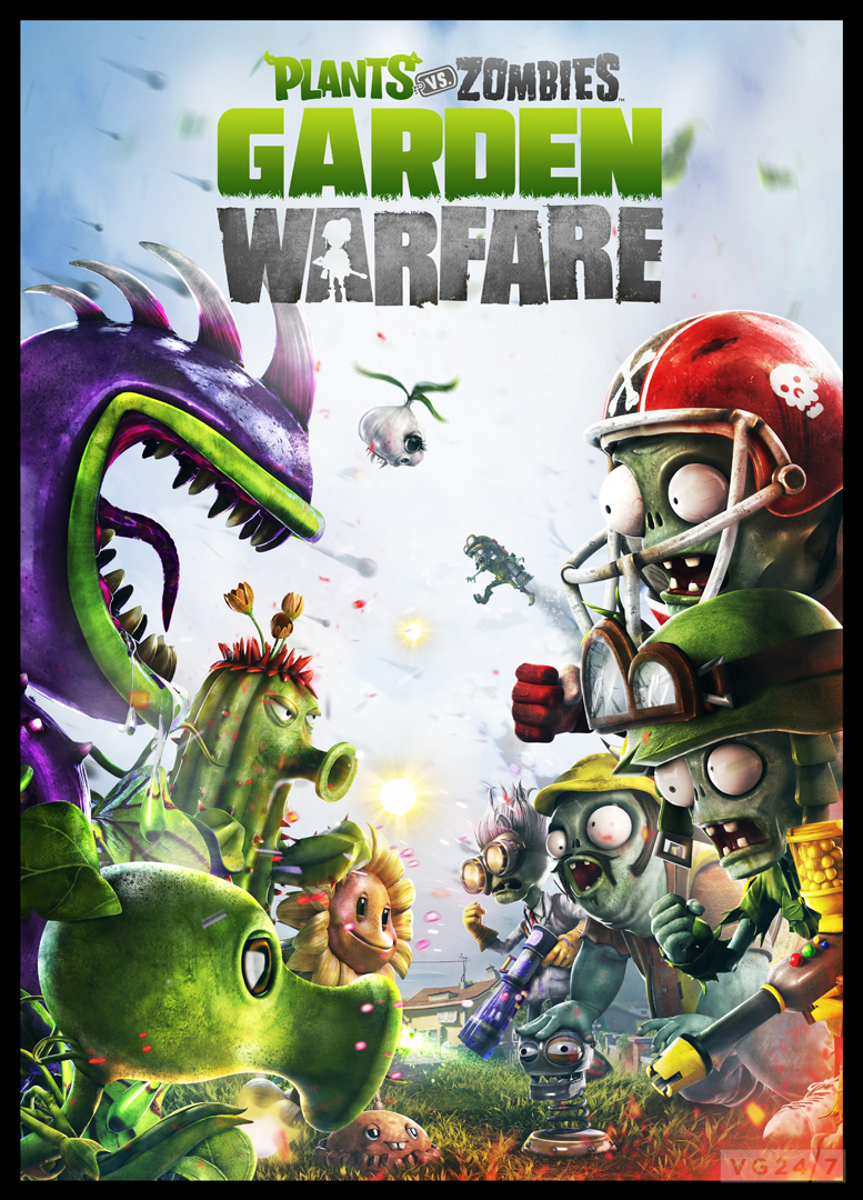 Plant Vs Zombies Garden Warfare Crack Kickass