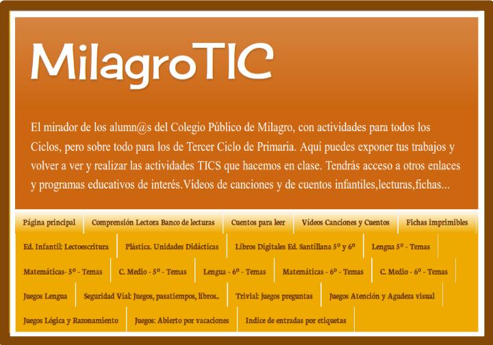 http://milagrotic.blogspot.com.es/