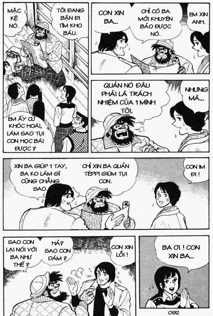 Siêu quậy Teppi chap 55 - Trang 12