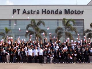 Lowongan Kerja 2013 Terbaru PT Astra Honda Motor Untuk Lulusan D3, S1 dan S2 Semua Jurusan Banyak Posisi, lowongan kerja terbaru desember 2012