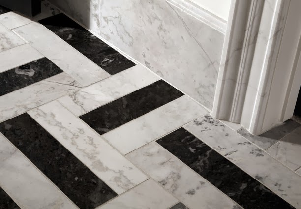 Black White Tile Floor Patterns For Bathroom Design Flooring Stuffs Ideas