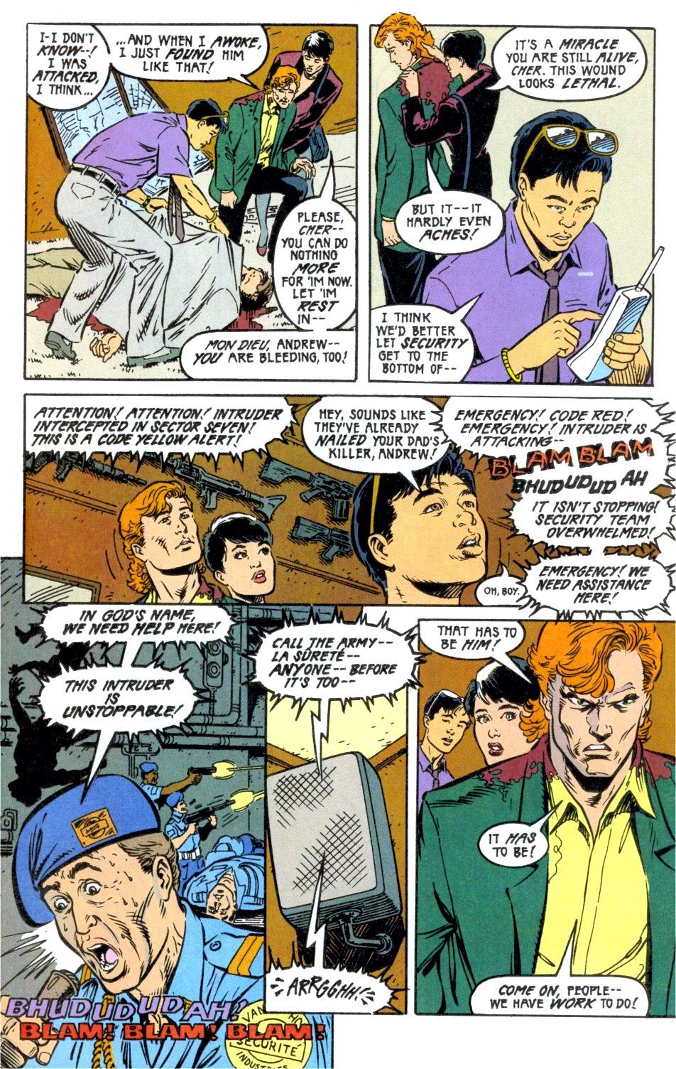 Deathstroke (1991) Annual 2 #2 - English 33