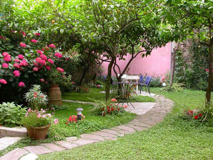 Progetto natura ottobre 2011 - Tipi di giardino ...