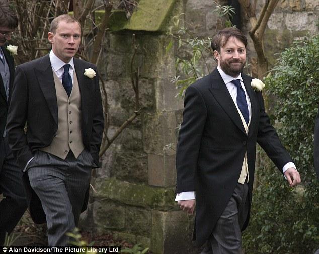 Mitchell webb wedding