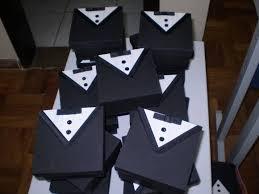 presente gravata para padrinhos