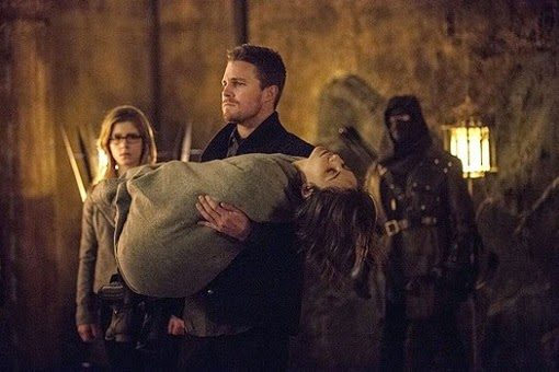 Review Arrow S03E20. The Fallen