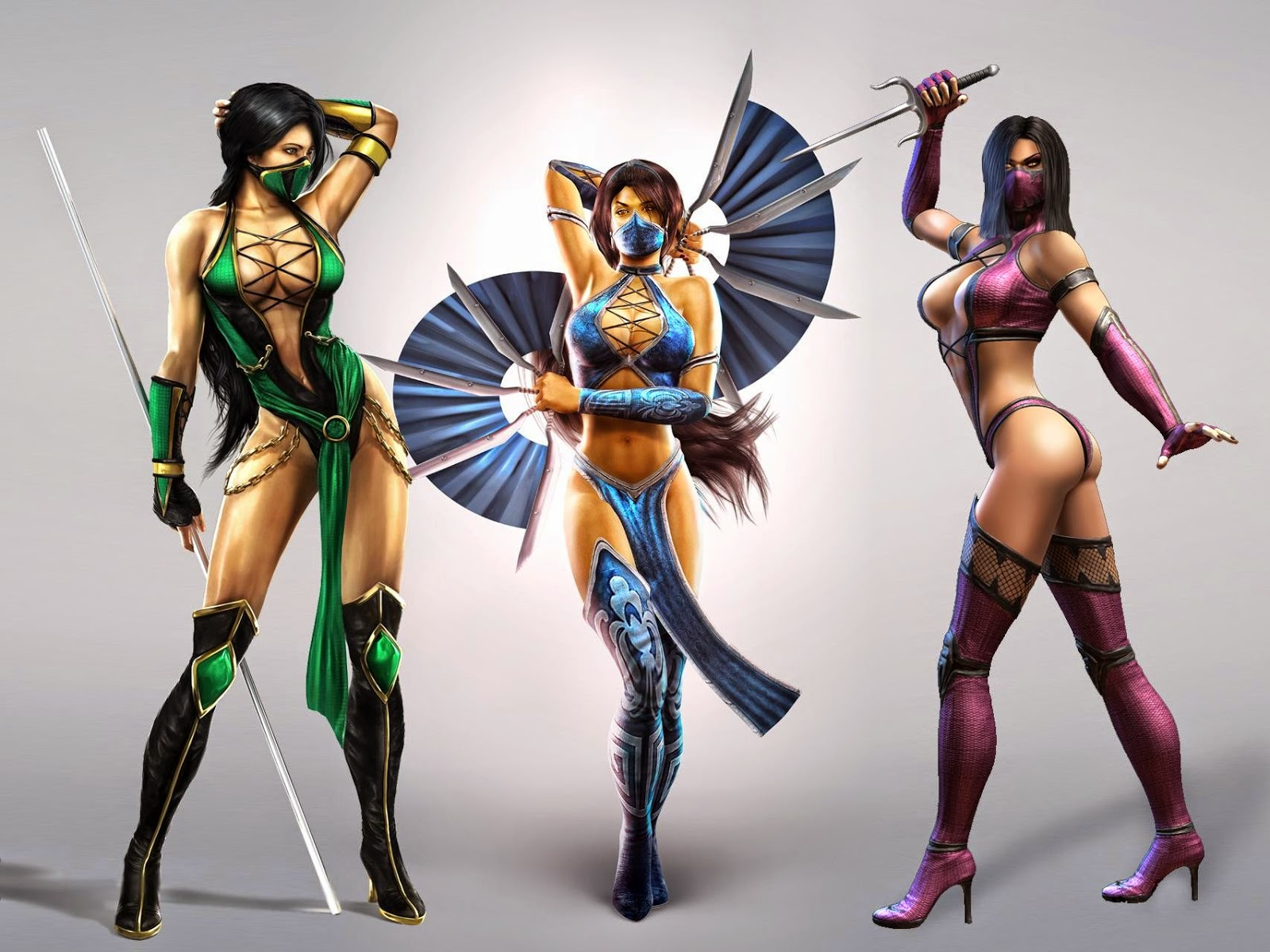 Mortal kombat female characters nude pic softcore videos