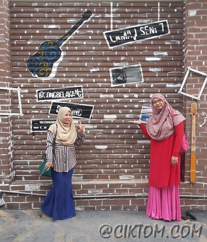 Jalan-jalan ke Laman Seni Seksyen 7 Shah Alam