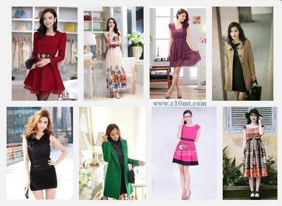 shop ban dam dep kieu han quoc gia re tai thanh pho ho chi minh www.c10mt.com