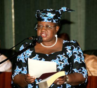 Reps back Okonjo-Iweala for World Bank top job