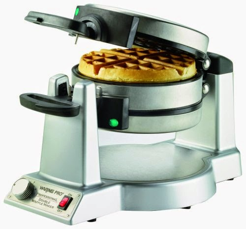 Waring Pro WMR600 Double Belgian Waffle Maker reviews