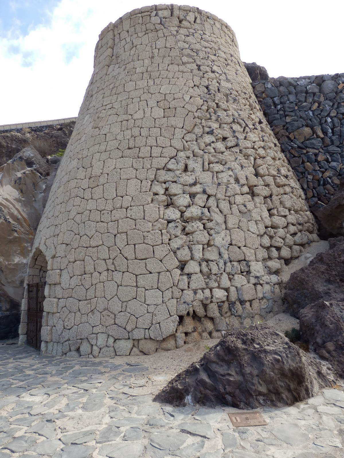Kiln at San Juan Tenerife