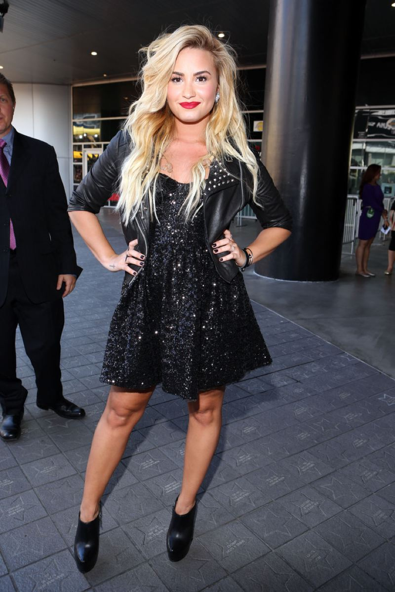Demi Lovato @ 2012 Mtv Vma, Sept 6