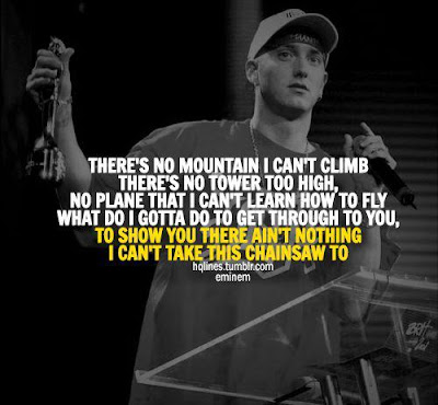 inspirational quotes by eminem quotesgram