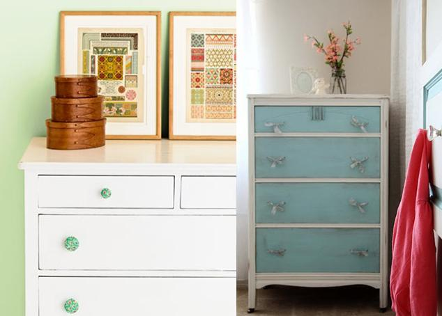 si ests pensando que alguno de tus muebles se ha quedado algo ucviejoud o deseas darle un aire ms moderno pintndolo de otro color o decorarlo original