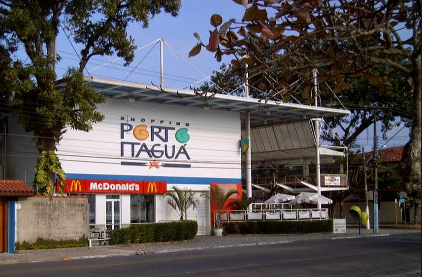 SHOPPING PORTO ITAGUA - UBATUBA -SP