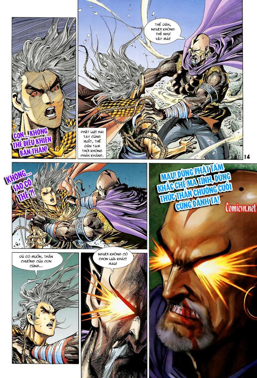 Thiên Tử Truyền Kỳ 4 – Đại Đường Uy Long chap 102 Trang 14